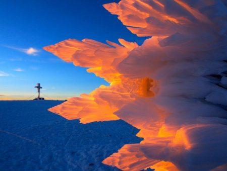 Austria, Chasing Ice
