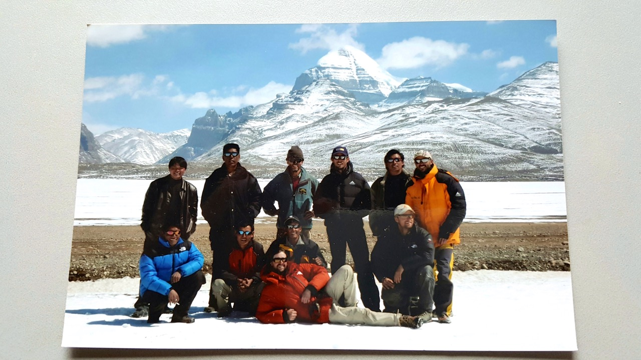 Expedition Nepal team