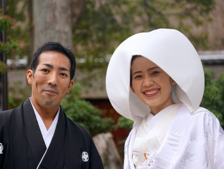 Nara, traditional Wedding and Rice Cake