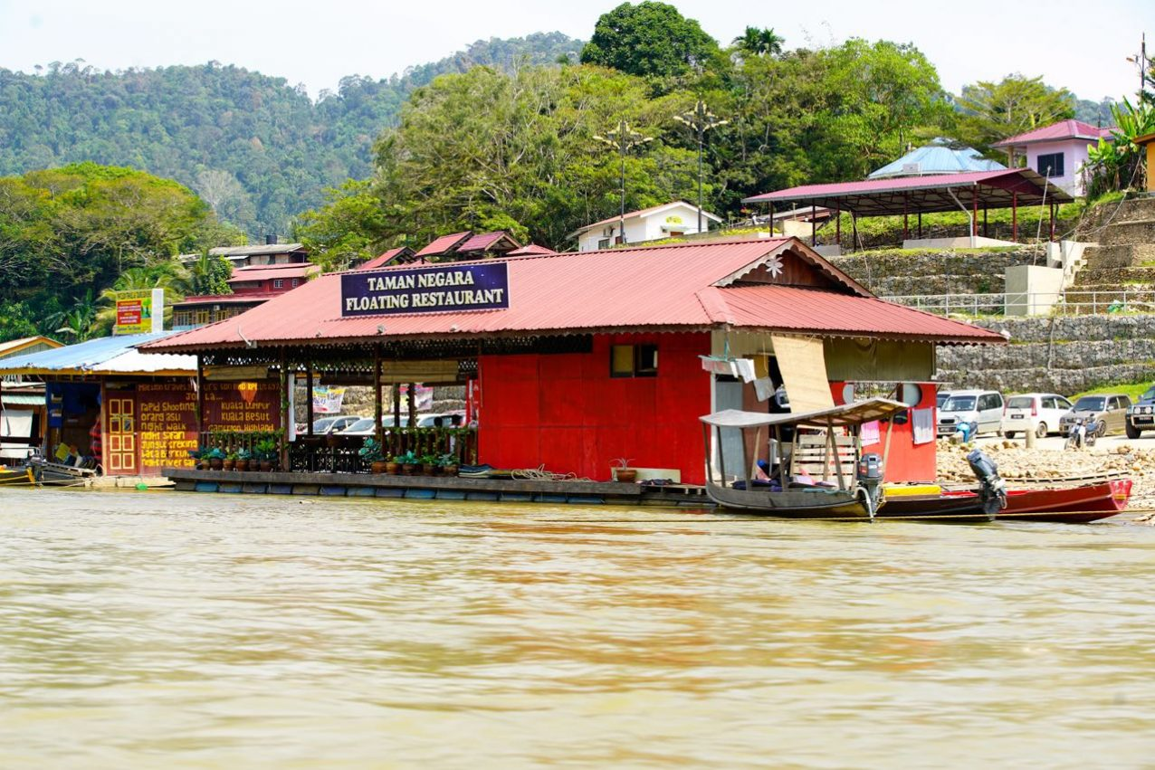 how to get to taman negara from kuala lumpur