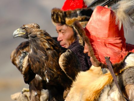Eagle Hunters of Mongolia