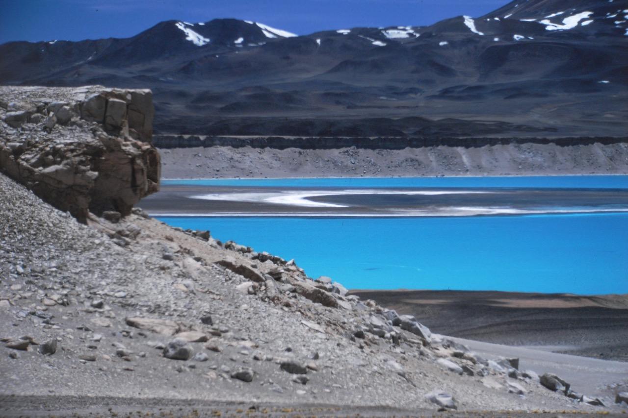 Trip to Chile - lake