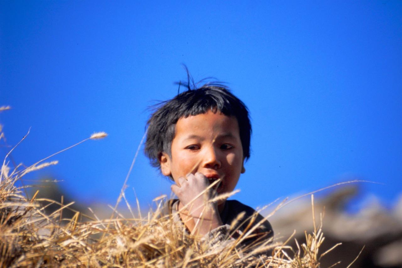 Nepal Child