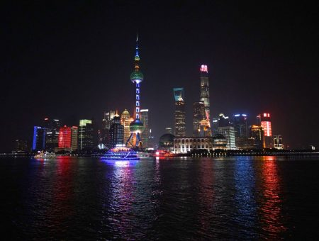 Shanghai, how small can big be ?