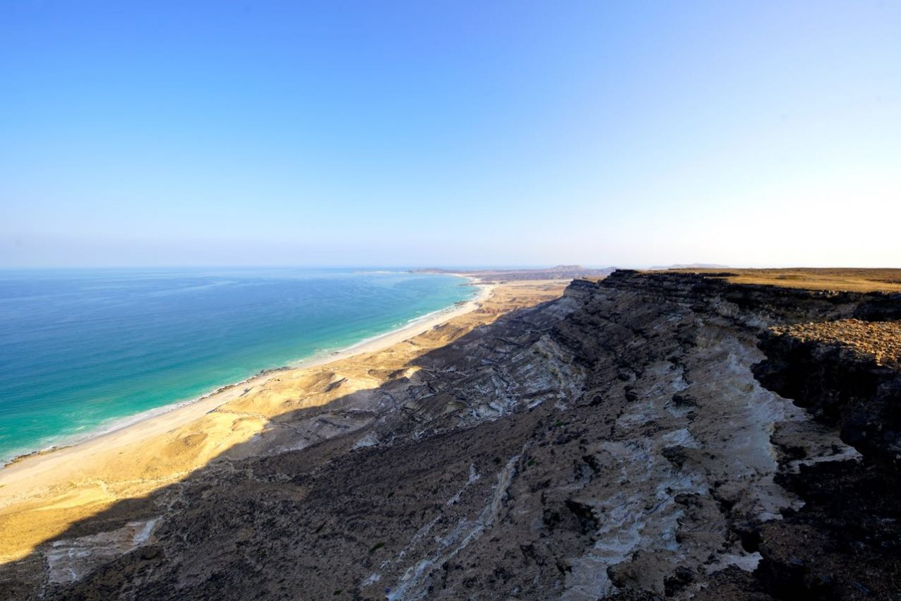 Ad Duqm Area in Oman