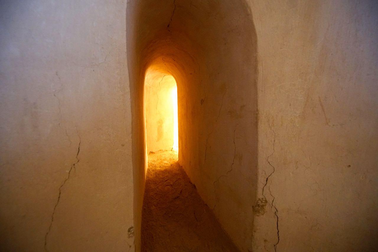 Al Mintirib Schloss in Oman