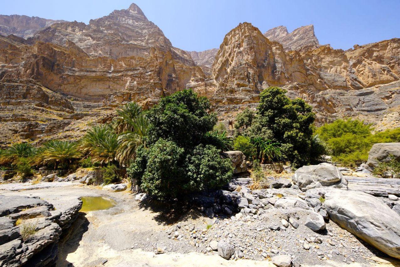 An Nakhur Gorge Oman