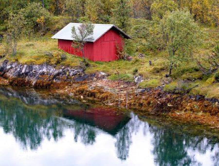 Die Sehnsucht nach Nordland, Lofoten 68° N